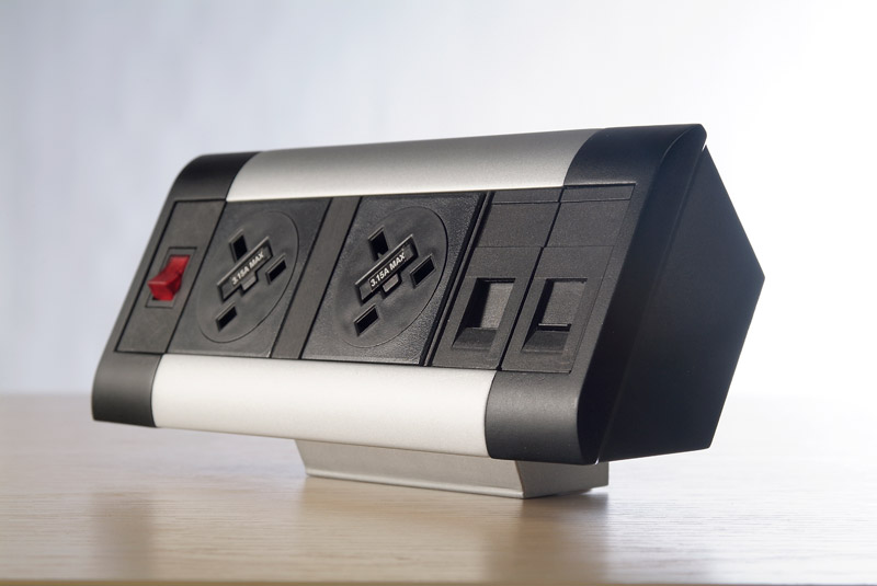 New Desk Top power DTK Black and Silver, Power Modules, Accessories