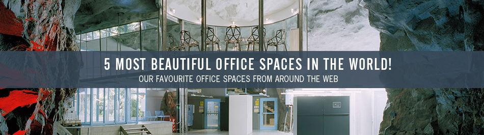 5 Most Beautiful Office Spaces in the World  Bridge Office Interiors